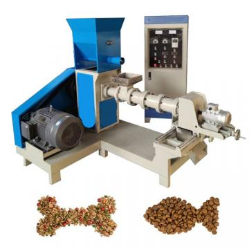 Factory Price Floating Sinking Aquatic Feed Machine Freshwater Fish Feed Extruder Feed Pellet Granulator Production Line