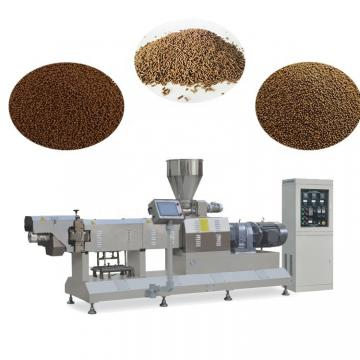 Fish Food Extruder Equipment Floating Fish Feed Processing Line