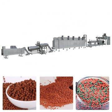 Puffing Pellet Making Machine for Fish and Pets