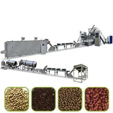 Large Capacity Floating Fish Feed Pellet Production Line