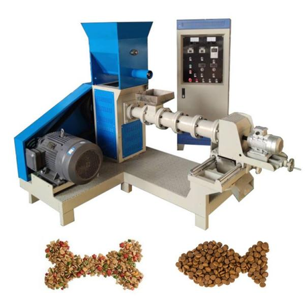 Hot Sale 600kg/H Manual Animal Small Feed Pellet Machine Making Plant /Chicken Sinking Fish Feed Pellet Machine Price South Africa