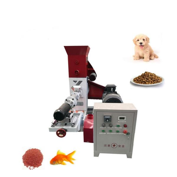 Animal Poultry Livestock Feed Pellet Mill Machine Fish Food Extruder