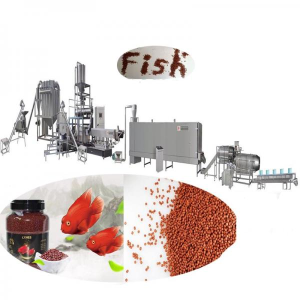 Pet Dog Cat Food Fish Feed Pellet Manufacturing Machinery